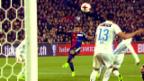Video «So erreichte der FCB den Cupfinal» abspielen