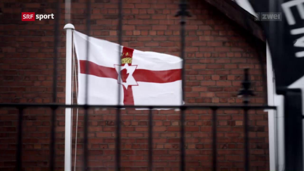 Nordirland: Mit grosser Harmonie und Unterstützung zur Sensation