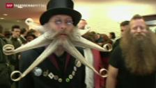 Video «Wer hat den schönsten Bart?» abspielen
