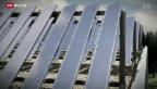 Video «Ein biegbares Solarpanel für den Schweizer Markt» abspielen