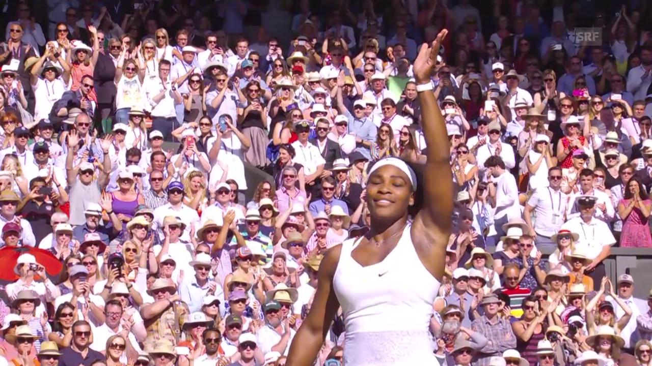 Tennis: Der mögliche 2. «Serena-Slam»