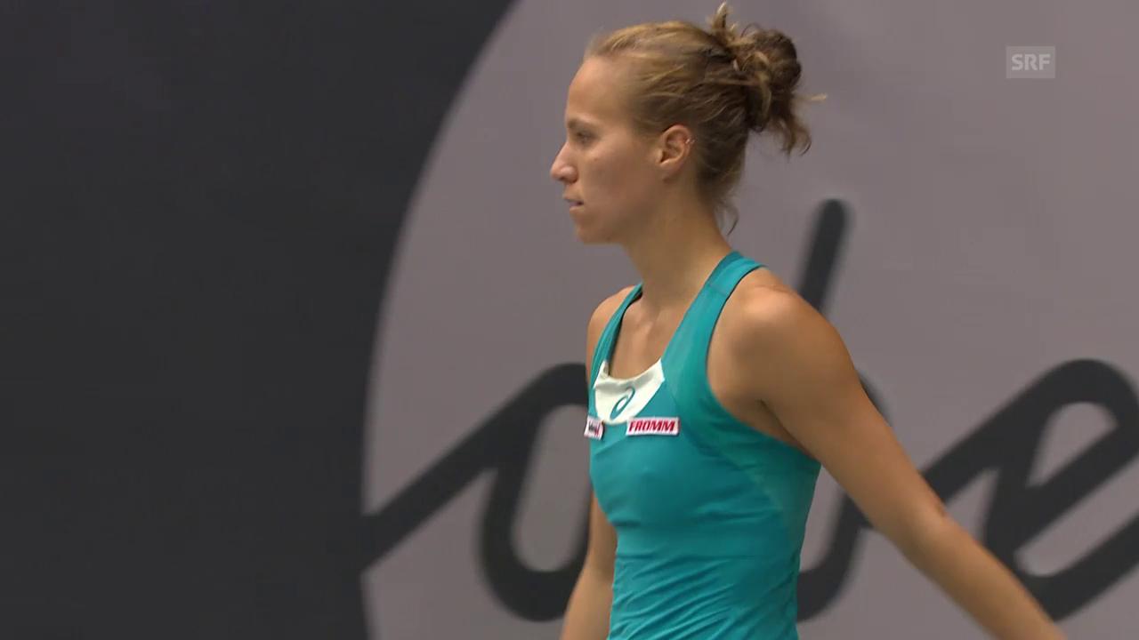 Golubic scheitert im Halbfinal an Rybarikova