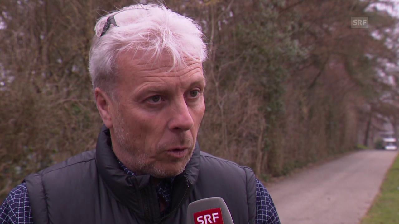 Ueli Schwarz zur Situation um die Kloten Flyers
