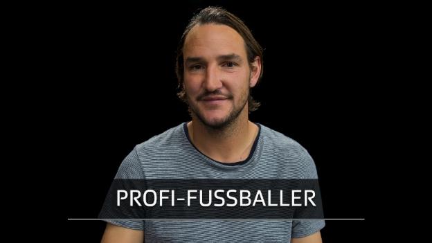 Video «Alain Nef: «Fussballer sind keine Weicheier»» abspielen