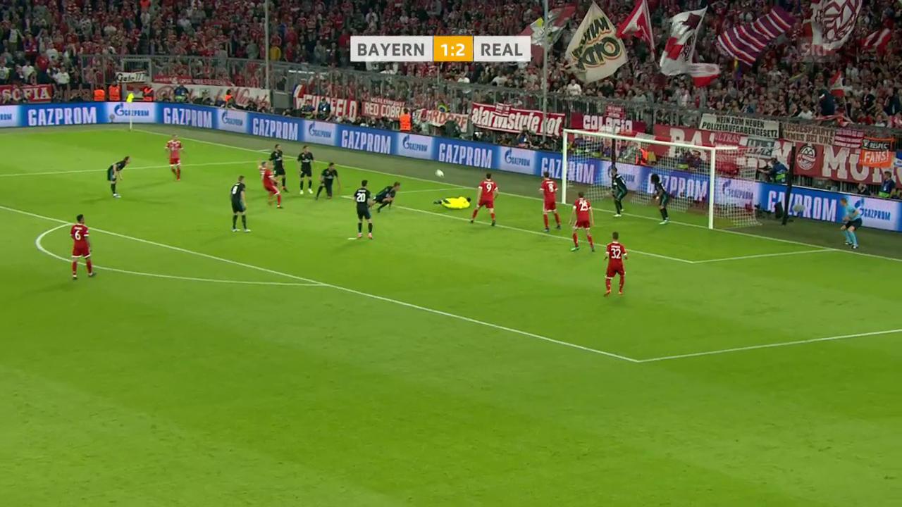 Zusammenfassung Bayern-Real