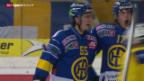 Video «Eishockey: Davos - Bern» abspielen