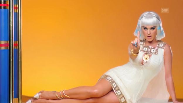 Video «Videoclip «Dark Horse» von Katy Perry» abspielen