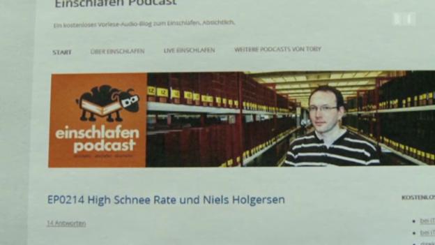 Video «Einschlaf-Podcast» abspielen