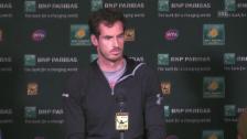 Video «Murray hat wenig Verständnis für Scharapowa» abspielen