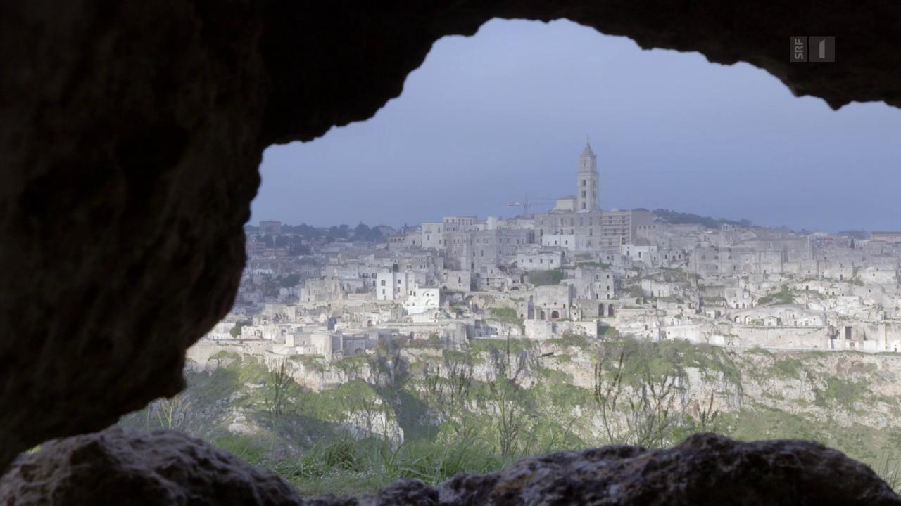 Matera - von der Schande Italiens zur Kulturhauptstadt