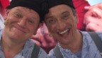 Video ««Messer und Gabel»: Appenzeller Lachnummer» abspielen