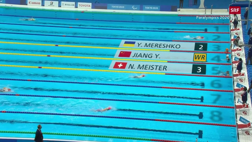 Meister va per bronz sun 400 meters stil liber