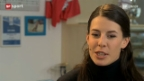 Video «Dominique Gisin will keine Pechmarie sein» abspielen