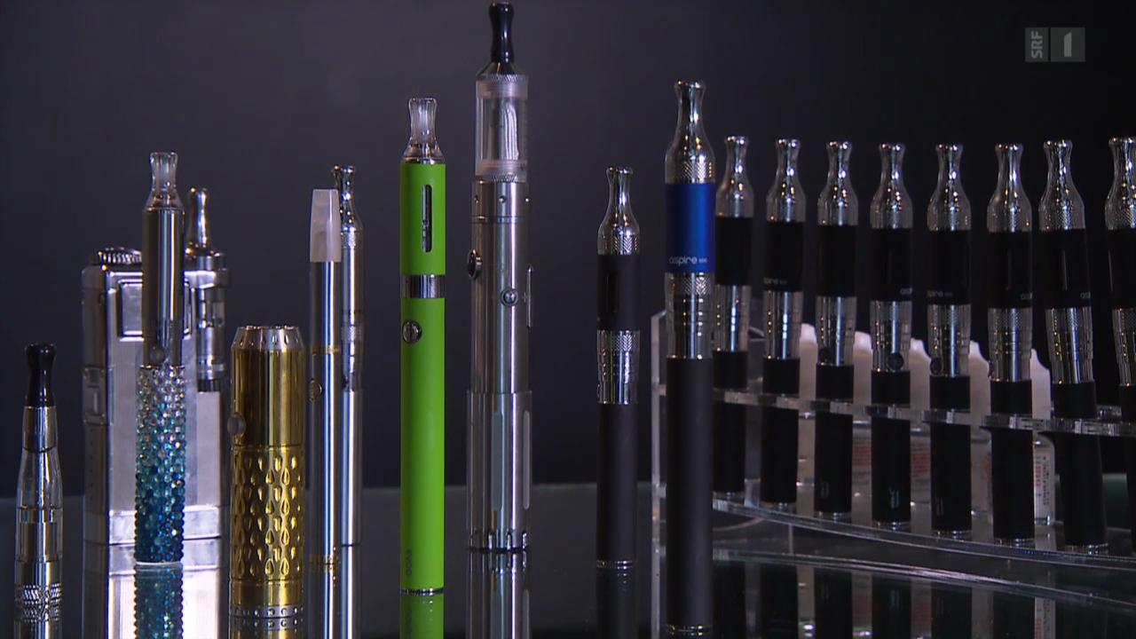 Streit ums Dampfen: Rauchende Köpfe wegen E-Zigaretten