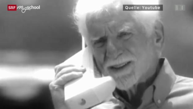 Video «Medienkompetenz: Handygeschichte» abspielen