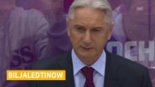 Video «Eishockey: Biljaletdinow nicht mehr Sbornaja-Trainer (05.03.2014)» abspielen