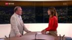 Video «FOKUS: Studiogespräch mit Claude Longchamp, Teil 2» abspielen