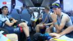 Video «Das Schweizer Rad-Team IAM Cycling» abspielen