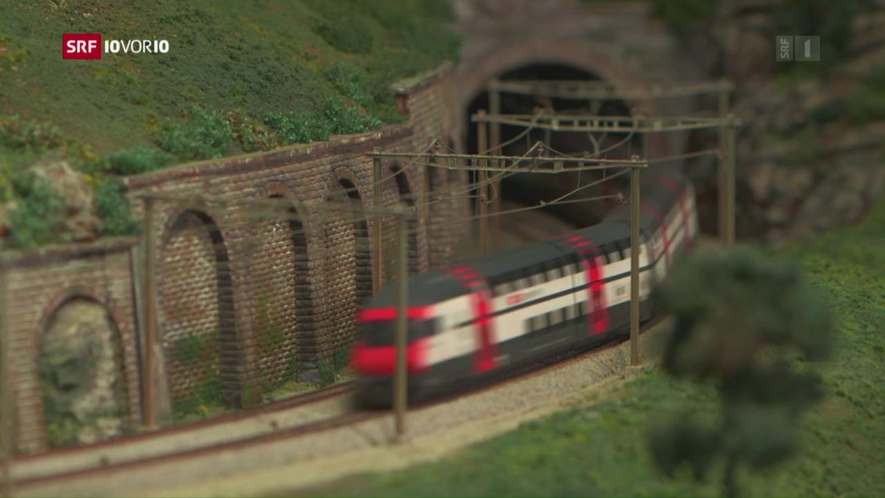 Setzt die SBB auf selbstfahrende Züge?