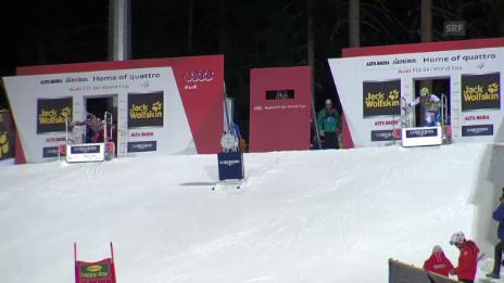 Video «Ski: Parallel-RS, Alta Badia, Murisier-Haugen» abspielen