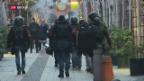 Video «Strassburg im Ausnahmezustand» abspielen