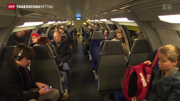 Video «Fahrplanwechsel geglückt» abspielen