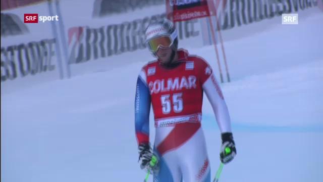 Ski: Keine Punkte für die Schweizer («sportpanorama»)