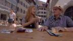 Video ««G&G Flohmi-Duell» – Folge 3: Fabienne Heyne vs. Sepp Trütsch» abspielen
