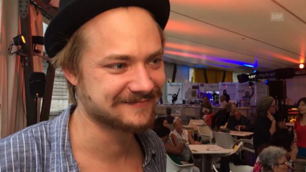 Video «Welchen Film haben Sie an häufigsten gesehen, Sven Schelker?» abspielen