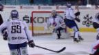 Video «Spengler Cup: Zusammenfassung Fribourg - Vitkovice» abspielen