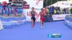 Video «Triathlon: Grand Final London» abspielen