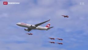 Video «Flugshow in Payerne» abspielen