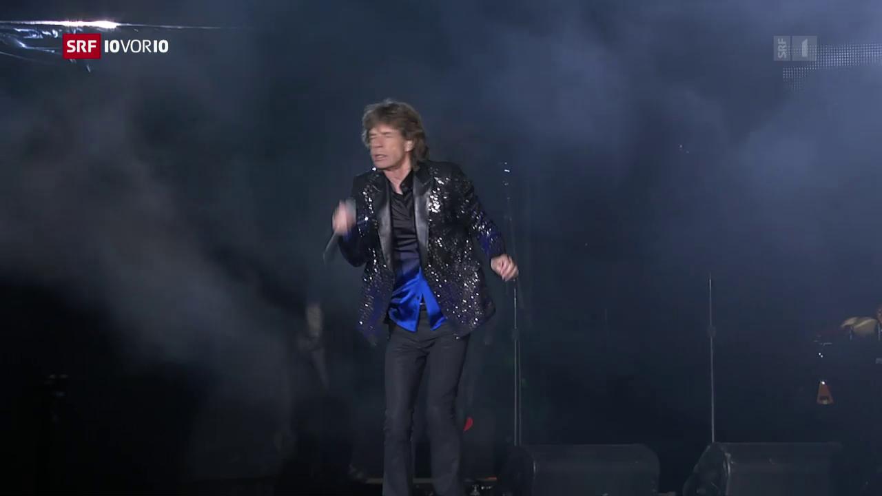 Rolling Stones rocken das Letzigrund