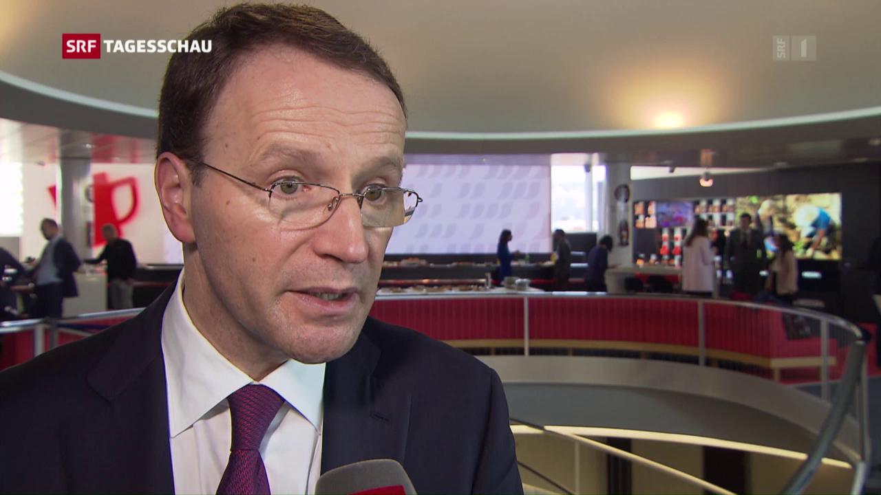 Mark Schneider: Konzernchef von Nestlé