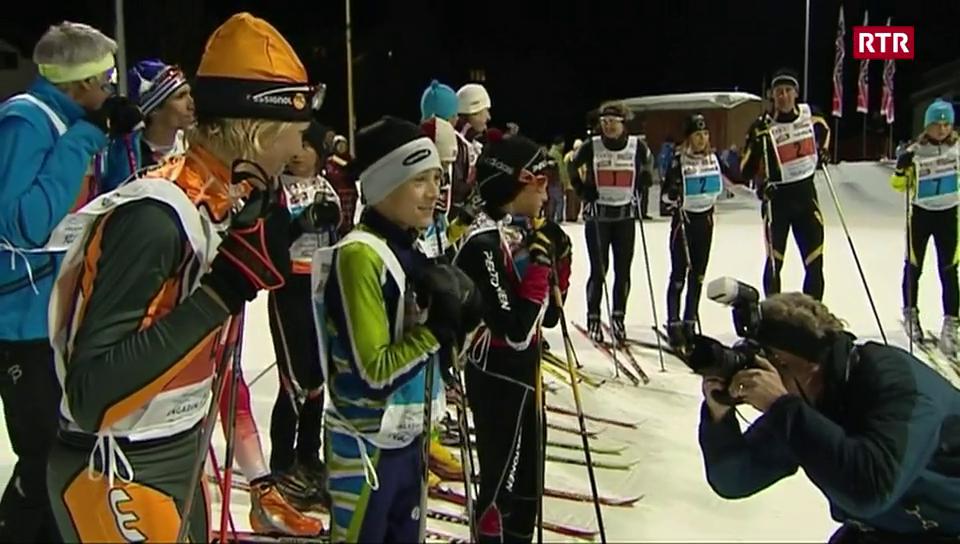 La seria: Il Maraton da skis engiadinais - part 6