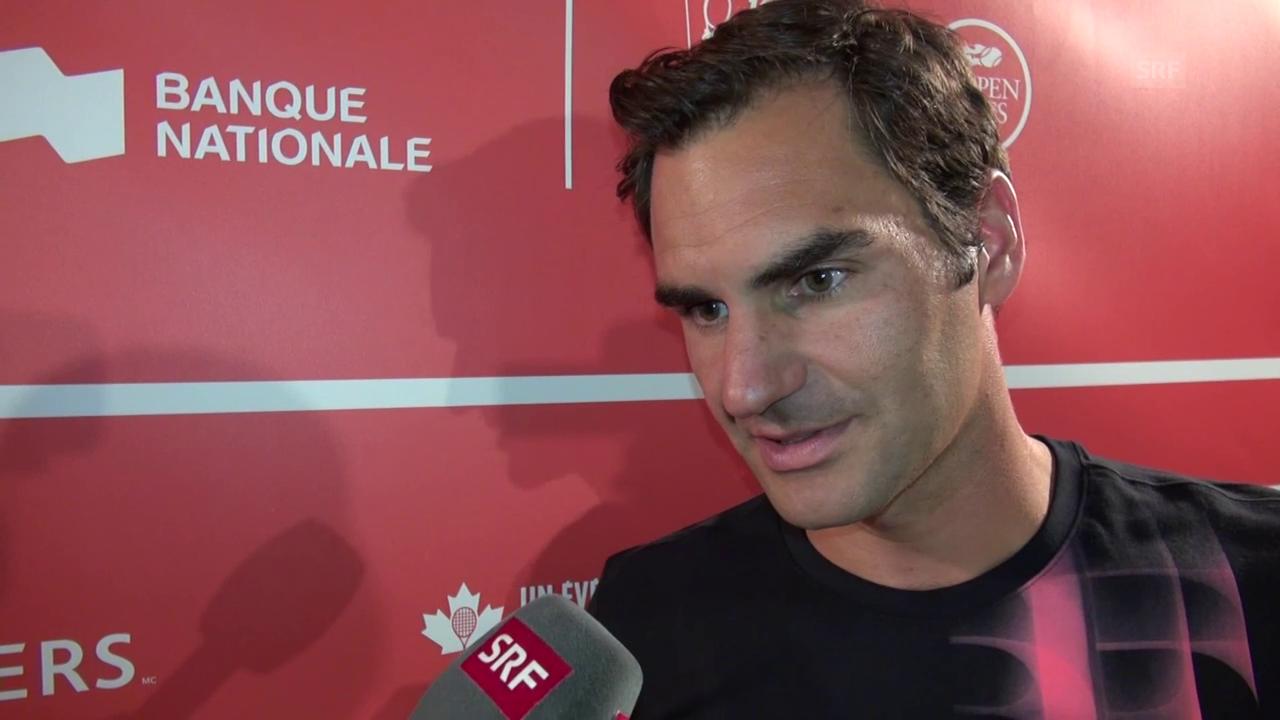 Warum sich Federer für Montreal entschieden hat