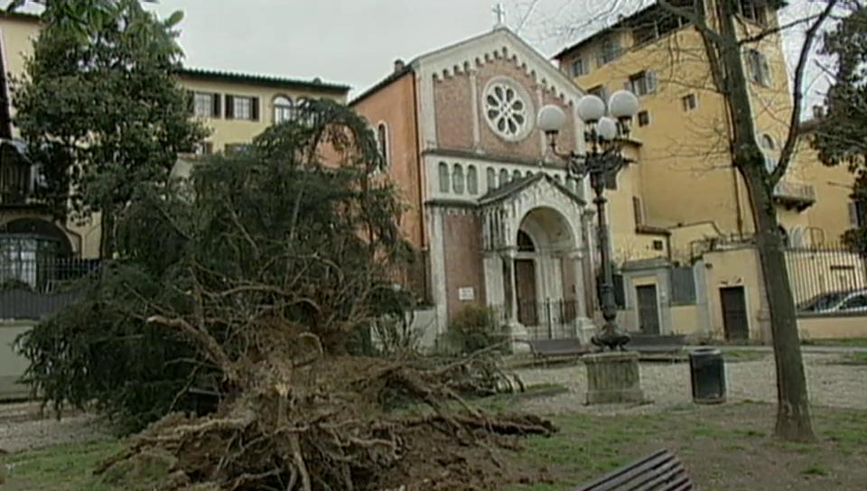 Unwetter in Italien (unkommentiert)