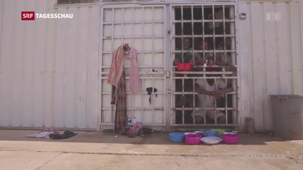 Video «Tagesschau vom 12.11.2017, 19:30» abspielen