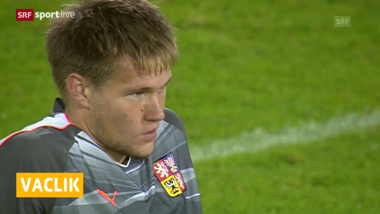 Fusball: Vaclik wechselt zum FC Basel