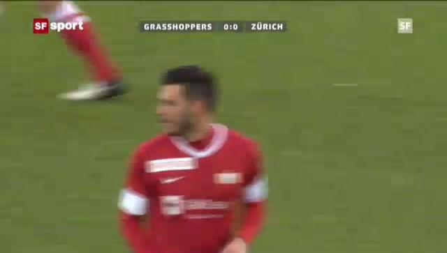 Super League: GC - FCZ («sportpanorama»)