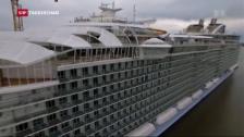 Video «Ein Ozeanriese der Superklasse» abspielen