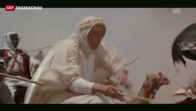 Video «Ein Rückblick auf das Schaffen von Peter O'Toole.» abspielen