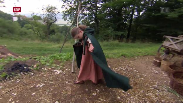 Video «Mittelalter-Kleidung und ihre Tücken» abspielen