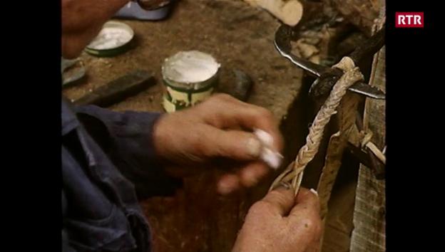 Laschar ir video «Far tretschas - in art che Gion Caduff dominescha»