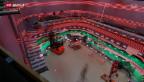 Video «Arena im neuen Kleid» abspielen