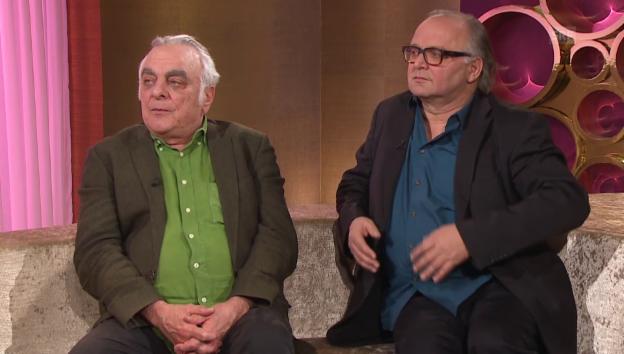 Video «Paul Riniker und Markus Fischer über Mathias Gnädinger» abspielen