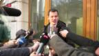 Video «Genfer FDP fordert Maudet zum Rücktritt auf» abspielen
