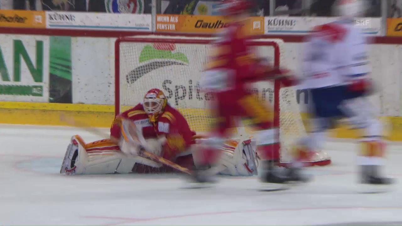 Vorschau SCL Tigers - ZSC Lions