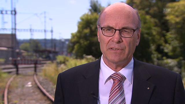 Markus Hutter, Präsident Verkehrskommission Nationalrat