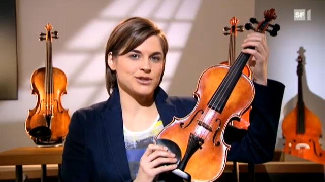 Stradivari-Klang dank Pilzbefall